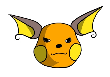 Grand frère de Pikachu