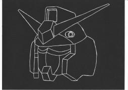 Gundam again and again