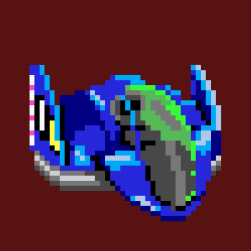 Le Blue Falcon