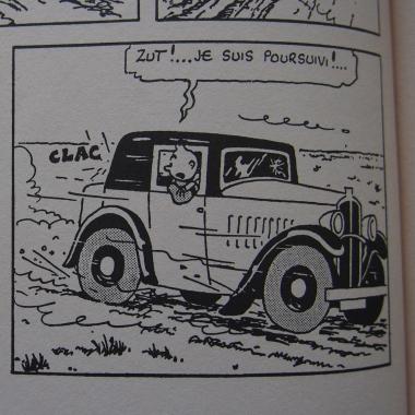Tintin ferait mieux d'appeler les hendecks
