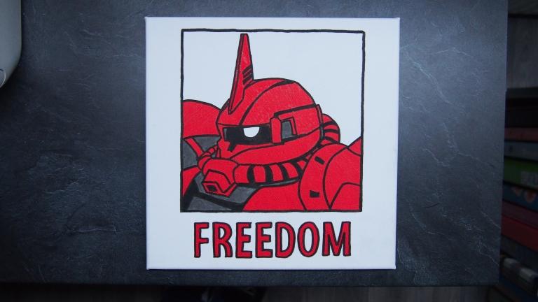 MS Gundam : Char's Zaku II